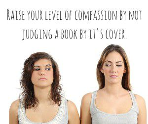Don't Judge a Book by it's Cover – Do You Compare Yourself a Lot? If so, please read